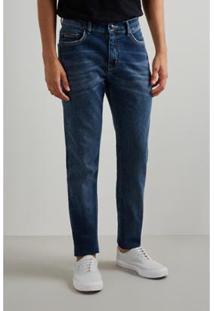 Calça Jeans Reserva Masculina - Masculino-Azul