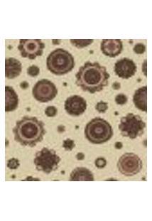 Papel De Parede Autocolante Rolo 0,58 X 3M - Floral 789