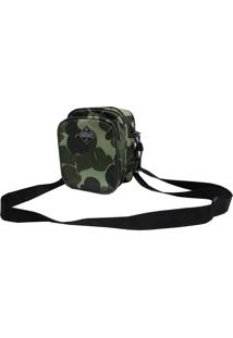 Bolsa Narina Skateboards Side Bag Tirocolo Camuflada