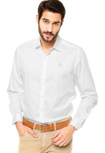 Camisa Forum Regular Branca