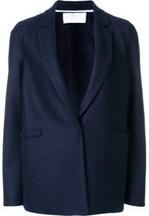 Harris Wharf London Blazer Boxy - Azul
