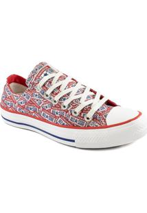 Tênis Converse Chuck Taylor All Star Ox Ct1348