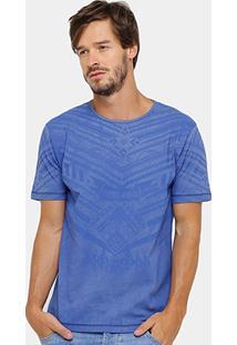Camiseta Fatal Étnica Full Print Masculina - Masculino