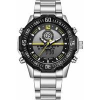 909024100c1 Relógio Weide Anadigi Wh-6105 - Masculino