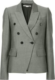 Stella Mccartney Blazer 'Robin' De Tweed - Cinza