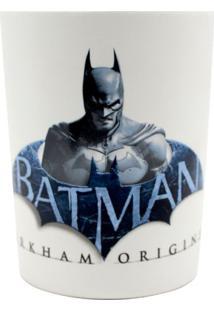 Caneca C/Alça Quadrada Batman Arkham - Zona Criativa