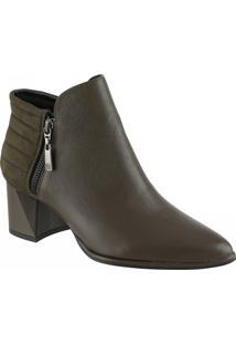 Bota Ankle Boot 80305 - Selvaggio