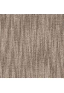Papel De Parede Linho Marrom Escuro (950X52)