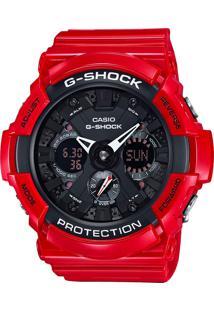 0df5ed0d767 + info Relógio Casio Masculino G-Shock Ga-201Rd-4Adr -10% Eclock