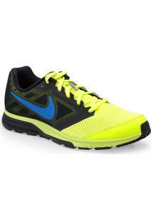 Tenis Masc Nike 630915-704 Zoom Fly Amarelo Neon/Preto