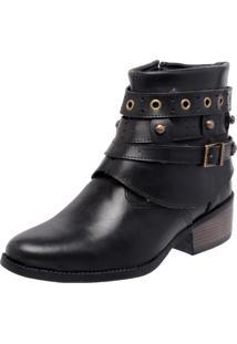 Bota Country Mega Boots 1323 Preto - Tricae