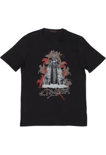 Camiseta Tassa Preto