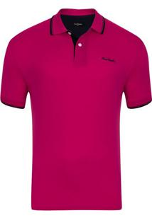 Polo Classic New Pink