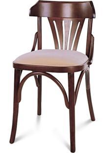 Cadeira Berlim Estofada Inspirada No Design De Michael Thonet