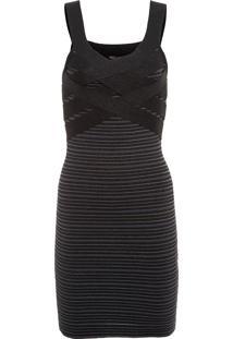 Vestido Bela - Preto