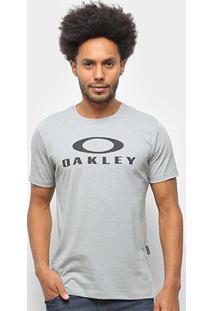 Camiseta Oakley O-Bark Masculina - Masculino
