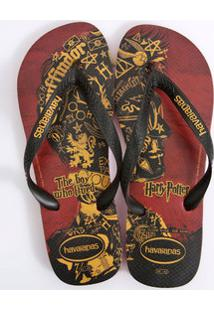 Chinelo Masculino Top Harry Potter Havaianas