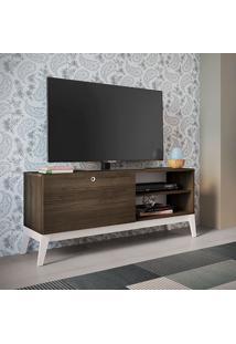 Rack Para Tv C/ Porta De Correr Retrô Fosco – Genialflex - Demolição