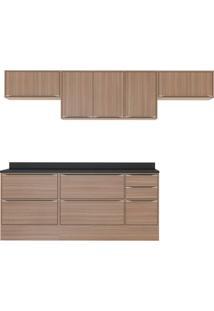Cozinha Compacta Volcan Ii 8 Pt 4 Gv Nogueira