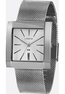 Relógio Feminino Lince Lqm620L Xxx