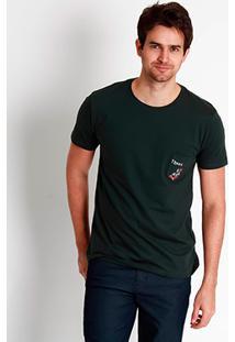 Camiseta Masculina Thoux