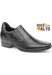 Sapato Social Rafarillo Alth Você 7Cm + Alto 211425
