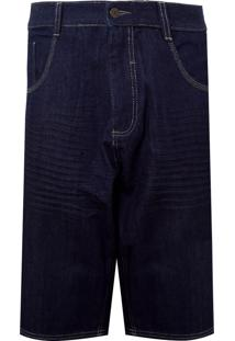 Bermuda Jeans Biotipo Bm Indigo Azul