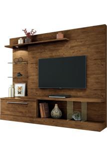 Estante Home Theater Para Tv Até 60 Pol. Allure Canyon - Hb Móveis
