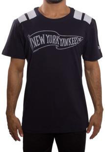 Camiseta New Era Nac Bandeirola 17 New York Yankees