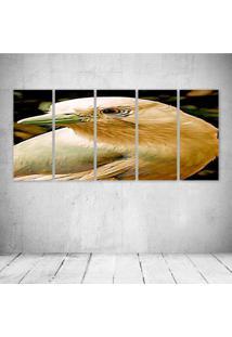 Quadro Decorativo - Digital203 - Composto De 5 Quadros - Multicolorido - Dafiti