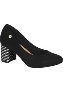 Sapato Tradicional Com Tag- Preto- Modaremodare
