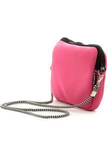 Bolsa Tropea Bag Transversal Rosa - Kanui