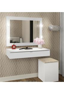 Espelho Para Penteadeira Camarim Pe2006 - Tecno Mobili - Branco