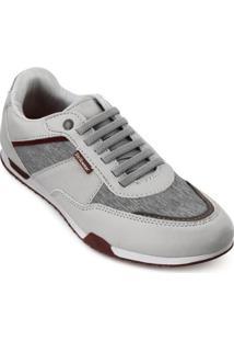 Tênis Strikwear Masculino - Masculino-Cinza