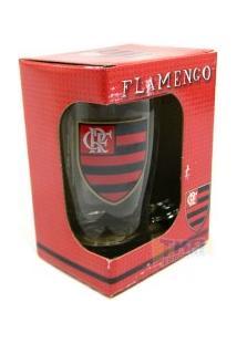 1ea19f84a0 ... Caneca Vidro 340Ml Flamengo Rj - Allmix