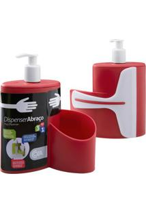 Dispenser Abraço Pimenta 600Ml 10864/0053- Coza - Coza