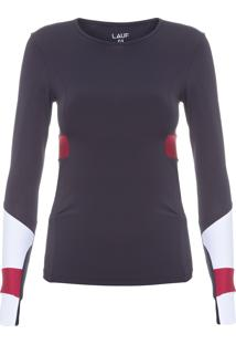 Camiseta Feminina Família Platinum - Preto