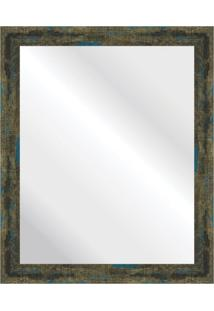 Espelho Demolição Azul 48X58Cm
