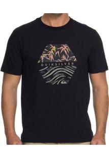 Camiseta Quiksilver Bamboo Breakfast - Masculino