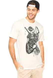 Camiseta Element Hunter Bege