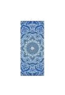 Adesivo Decorativo De Porta - Mandala - 1840Cnpt