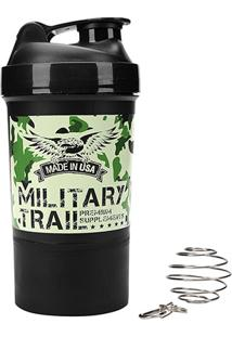 Coqueteleira Military Trail Camuflada 500 Ml - Midway Usa - Unissex