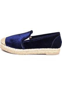 Alpargata Lapa Shoes Laus Azul