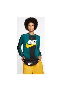 Pochete Nike Sportswear Heritage Preto