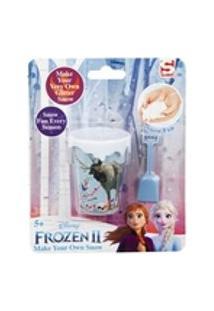 Kit Faça Sua Neve Magica Frozen Ii Disney Toyng 39940