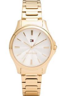 d727d9cdca1 ... Relógio Tommy Hilfiger Feminino Aço Dourado - 1781950