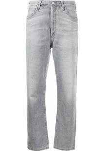 Citizens Of Humanity Calça Jeans Pantalona - Cinza