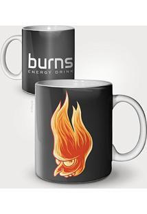 Caneca Burns