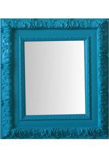 Espelho Moldura Rococó Externo 16364 Anis Art Shop