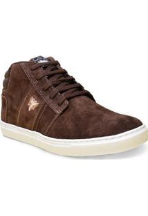 Tenis Masc Cavalera Shoes 13.01.1627 Cafe